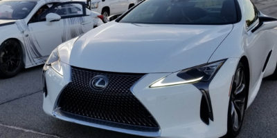 LexusWhiteFast
